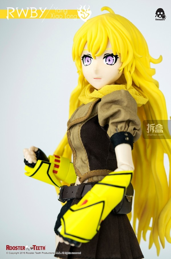 threezero-rwby-Yang Xiao Long (2)