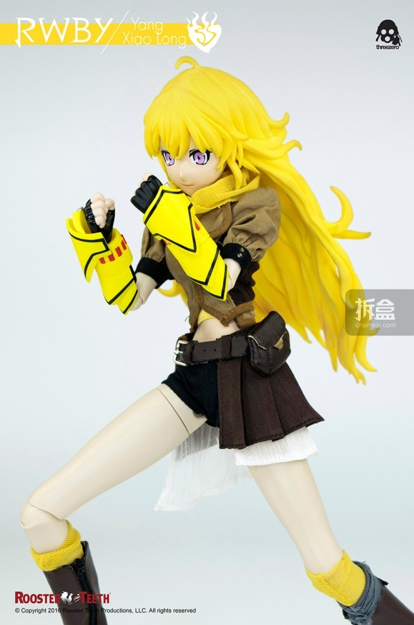 threezero-rwby-Yang Xiao Long (6)