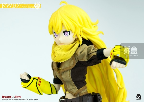 threezero-rwby-Yang Xiao Long (7)