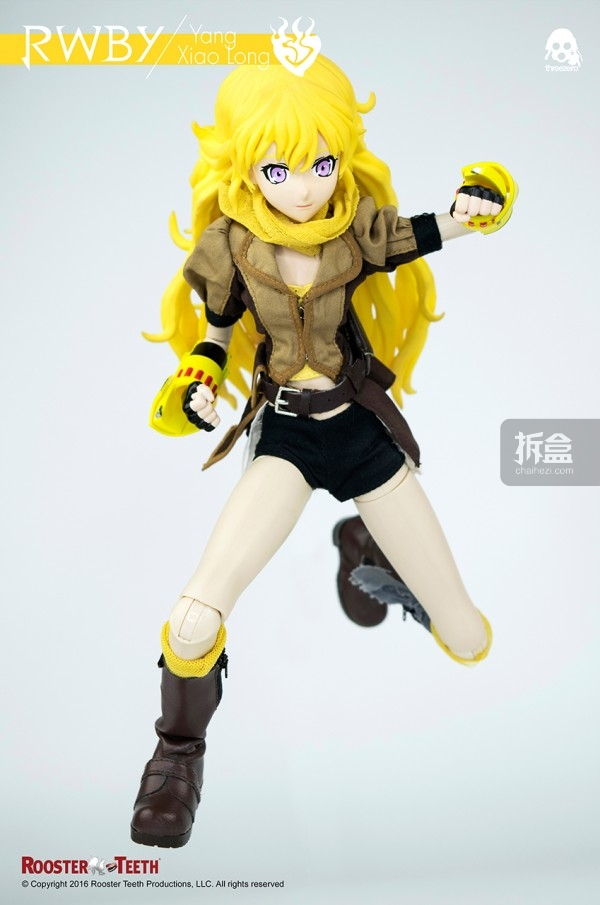 threezero-rwby-Yang Xiao Long (9)