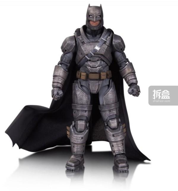 DC Collectibles 1:12重甲蝙蝠侠可动人偶