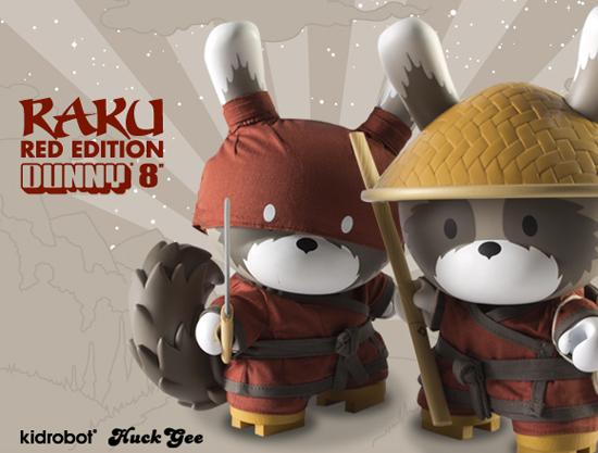 Kidrobot x Huck Gee