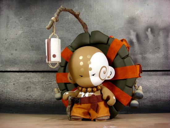 The TurtleBacked ClutterMunk 限量10个, $1275