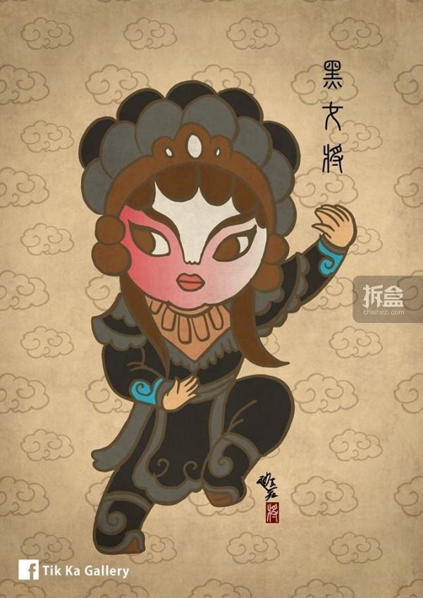 黑女将-黑寡妇
