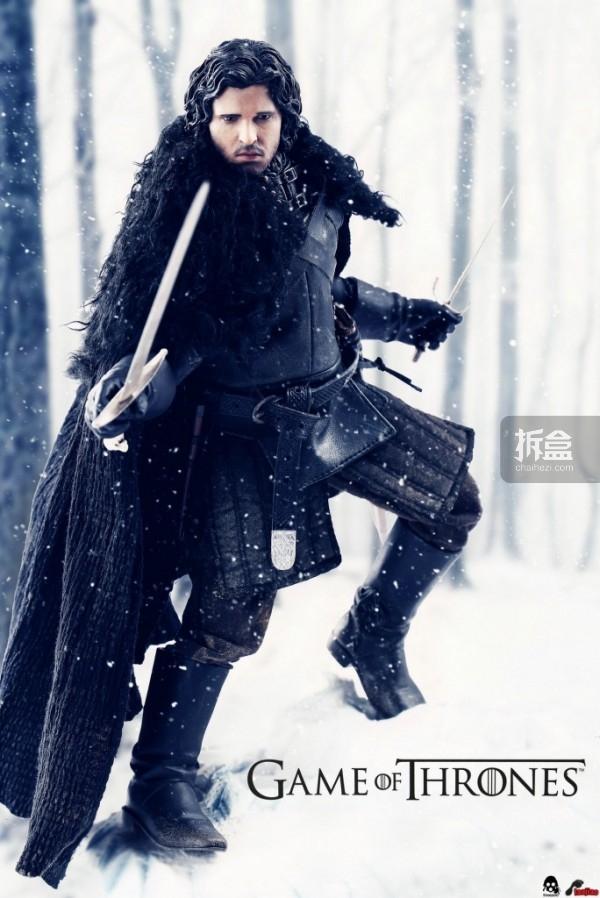 laojiao-threezero-jon-snow (1)