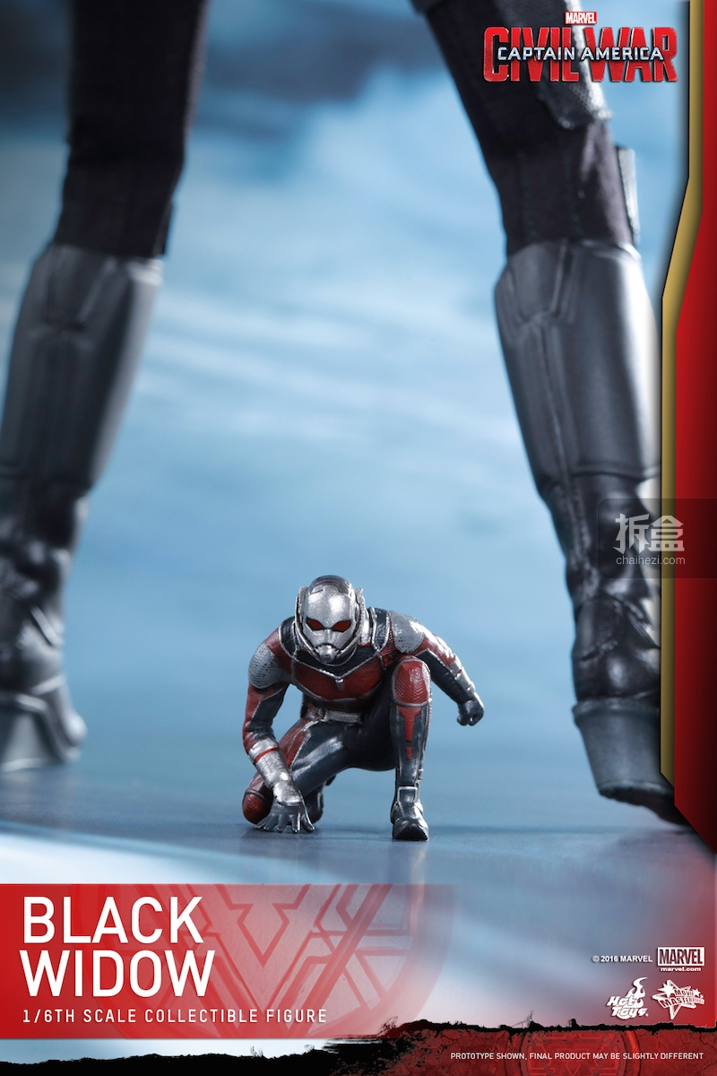 Hot Toys - Captain America Civil War - Black Widow Collectible Figure PR..._13_