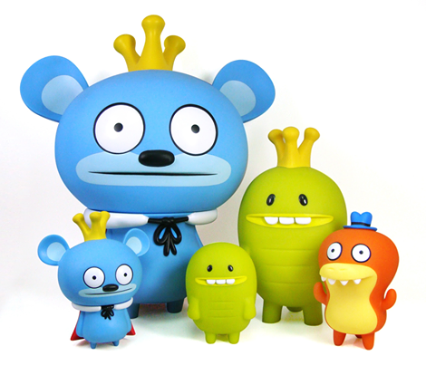 DAVID HORVATH Uglydoll