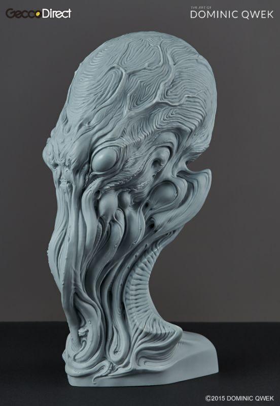 Cthulhu触手生物,全高33cm,售价30,800日元
