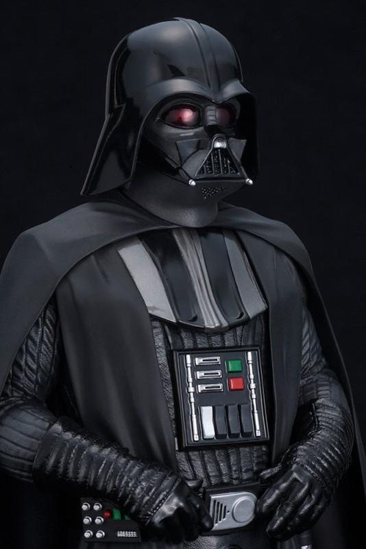 kotobukiya-ARTFX-Darth Vader (4)