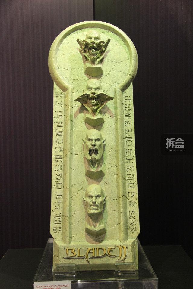 刀锋战士 收割者Reaper placard浮雕壁饰