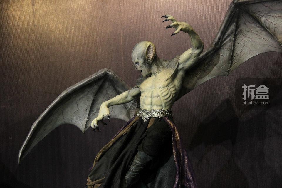暗夜传说 马库斯Marcus1:3全身雕像