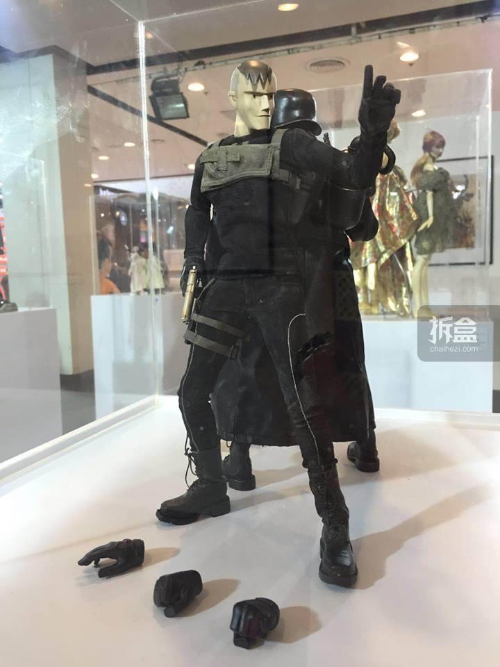 EVENFALL系列中,隶属于对抗太空不死族的人类势力-Totem/托腾的特工