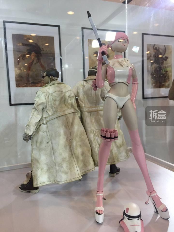 """""""Angle Cake TQ""""粉色天使蛋糕星战TQ,1/6比例女偶"""