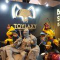 Toylaxy参展2016泰国玩具展,带来新品FURY NO.1 Unleash the Beast金刚狼以及下一款预告:FURY NO.2 Unbearable死侍