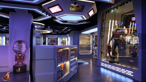 Hot Toys - China Flagship Store Opening_13