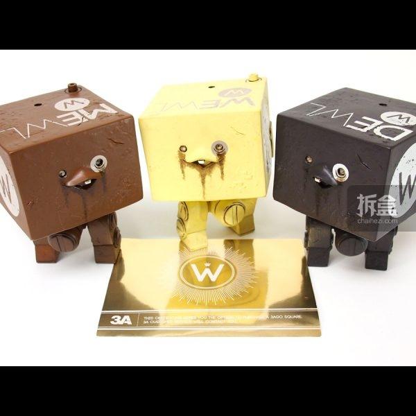 F5商品-旺卡方块(共三种配色)与金票