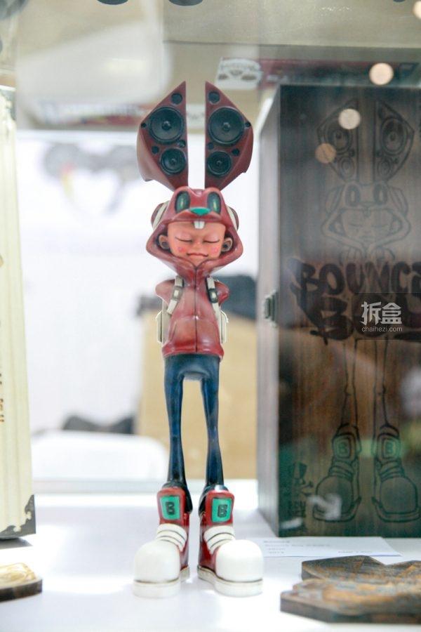 台湾涂鸦艺术家Bounce x VTSS:12寸 Bounce Boy