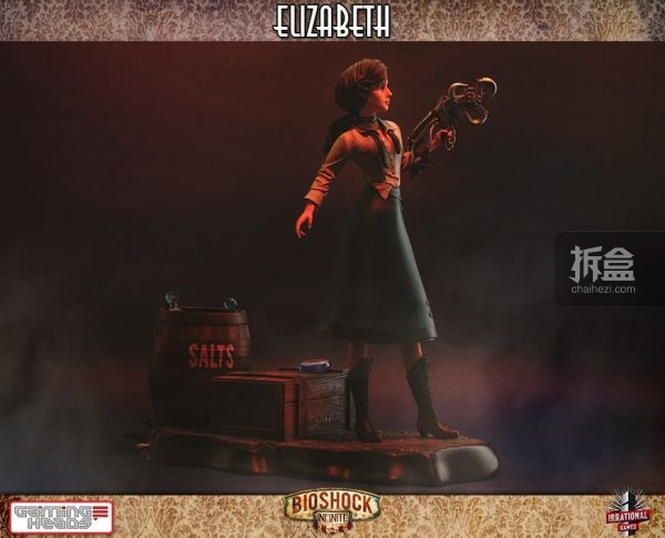 BIOSHOCK INIFINITE-ELIZABETH STATUE (5)