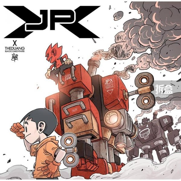 Cube-Bot-By-The-Duang-x-JPX-4