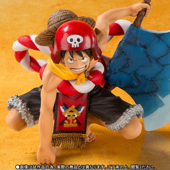 Figuarts ZERO-Luffy (1)