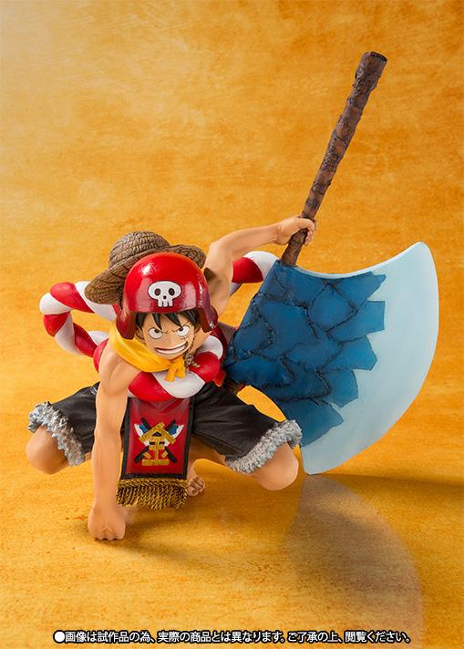 Figuarts ZERO-Luffy (2)
