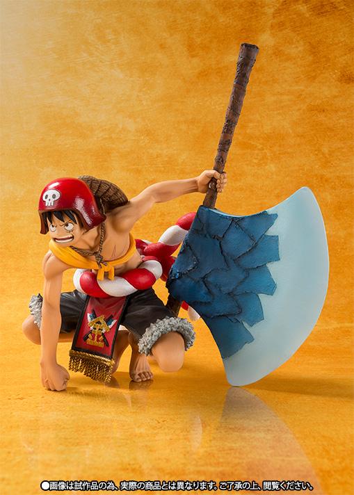 Figuarts ZERO-Luffy (3)