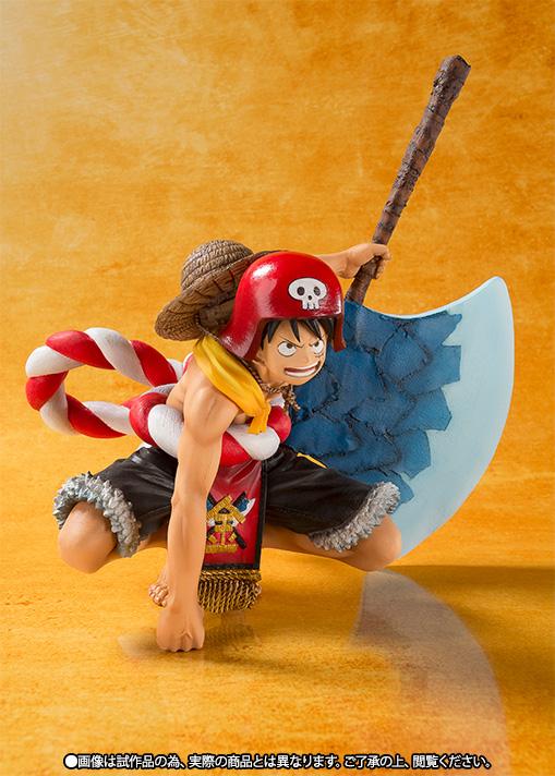 Figuarts ZERO-Luffy (4)