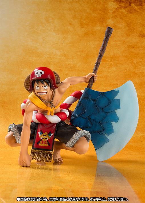 Figuarts ZERO-Luffy (5)