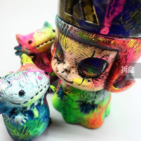 Molly custom by @shokonakazawa