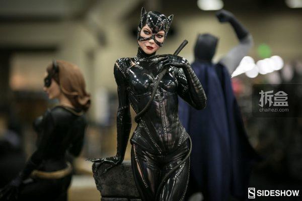 《蝙蝠侠归来》猫女Catwoman PF系列雕像