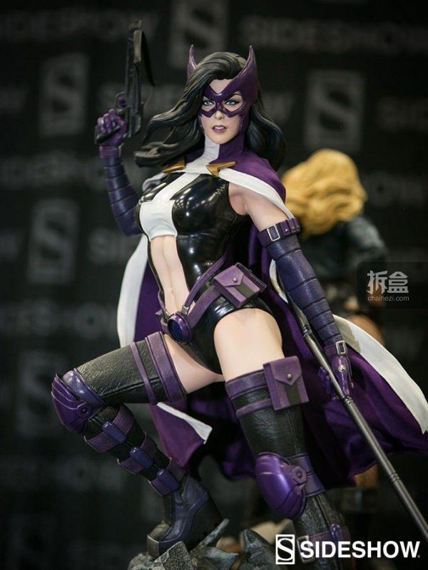 猛禽小队 女猎手(Huntress)PF雕像