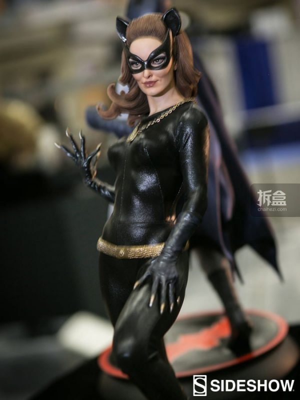 1960年TV版 1/4 猫女Catwoman PF系列全身像