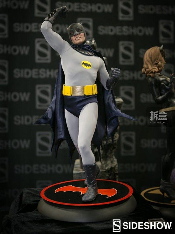 1960年TV版 1/4 蝙蝠侠Batman PF系列全身像