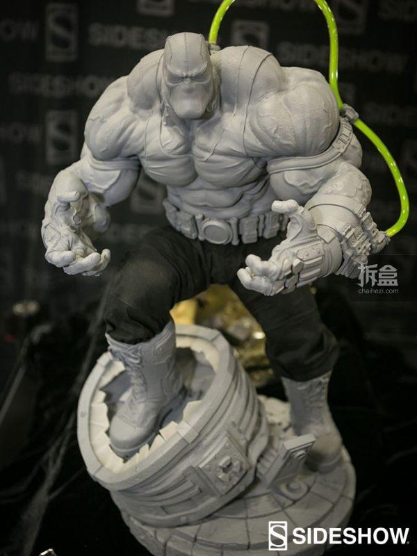 贝恩PF系列雕像(未上色)