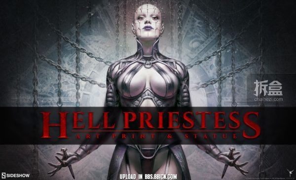 sideshow-hell priestess-preview