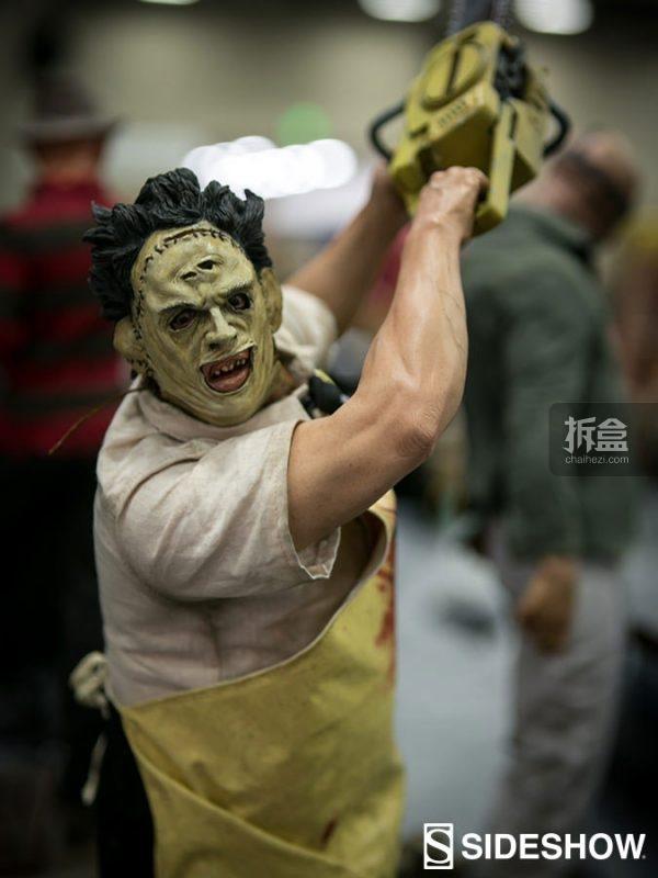 《德州电锯杀人狂》皮脸 PF系列雕像