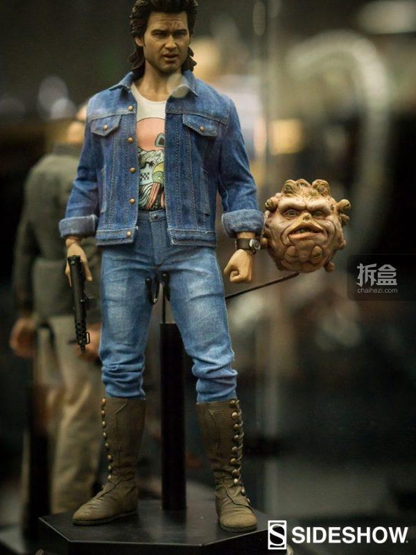 《妖魔大闹唐人街》 (1986) Jack Burton 1:6可动人偶