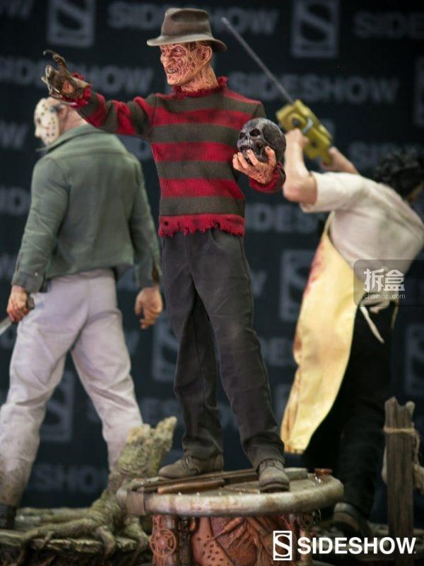 《猛鬼街》Freddy Krueger PF系列雕像