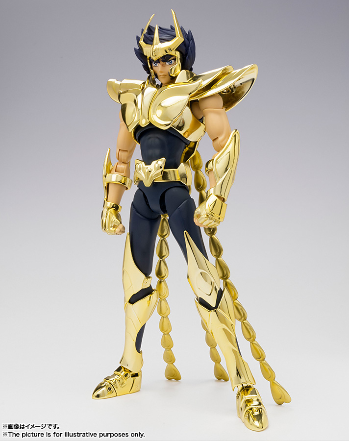 SAINT SEIYA Dock at Hong Kong TIMES SQUARE (4)