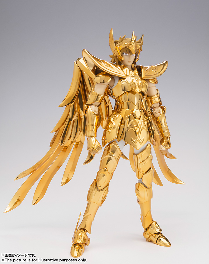 SAINT SEIYA Dock at Hong Kong TIMES SQUARE (7)