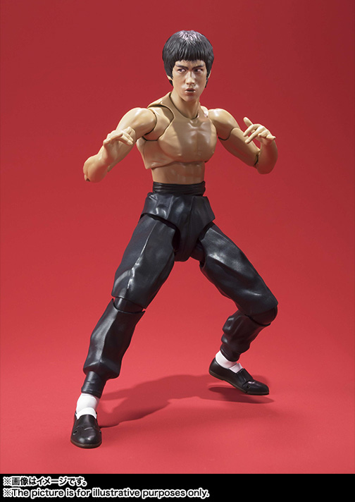 SHF-Bruce Lee  (2)