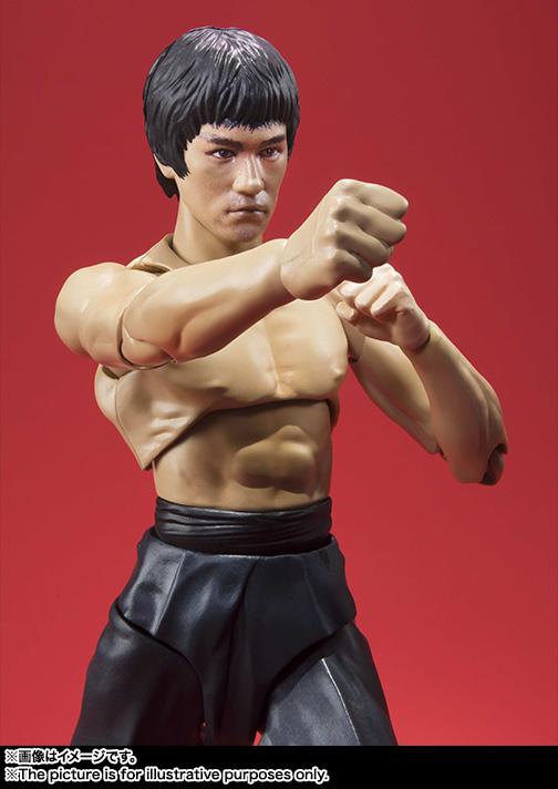 SHF-Bruce Lee  (4)