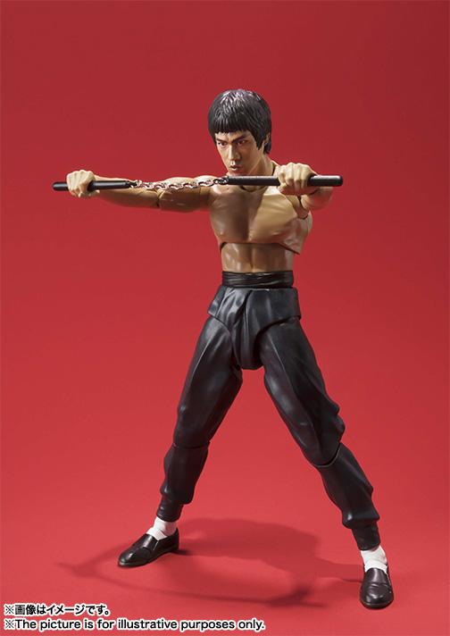 SHF-Bruce Lee  (5)