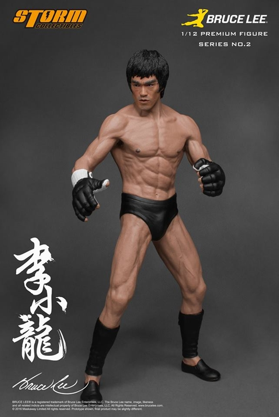 Storm Toys-Bruce Lee  (4)