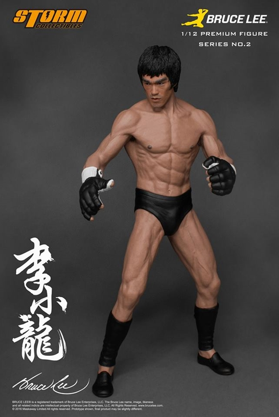 Storm Toys-Bruce Lee  (7)