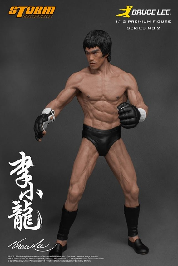 Storm Toys-Bruce Lee  (9)