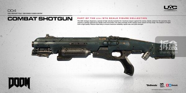Combat Shotgun 战斗猎枪