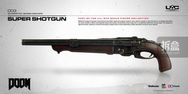 Super Shotgun 超级猎枪