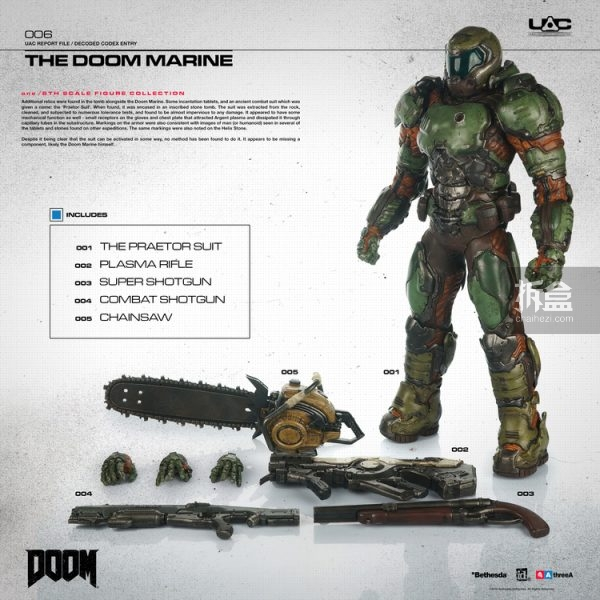 THE DOOM MARINE (5)