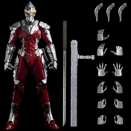 gentinell-12HEROs ULTRAMAN SUIT (4)
